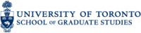 University of Toronto - School of Graduate Studies